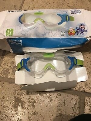 SPEEDO KIDS BIOFUSE Sea Squad Mask Goggles d539c3317809