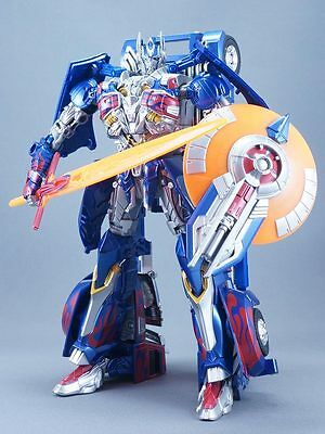 TAKARA TOMY  movie4 L optimus prime AD31 Japanese version 3 c is released