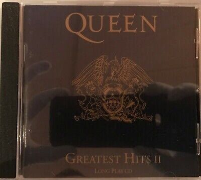Queen ‎– Greatest Hits II, Parlophone ‎– 032/77996 7, FIRST PRESS 1991