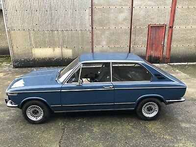 1975 BMW 1802 Touring 1975 stickshift BMW E6, 1802 Touring, Dutch car with a lot of history.