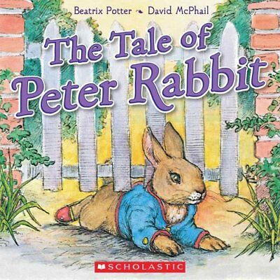 The Tale of Peter Rabbit by Beatrix Potter 9780545650960 (Board book, 2014)
