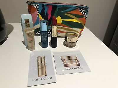 Estee Lauder Revitalizing Supreme New Dimension Serum Pure Color Envy Lipstick