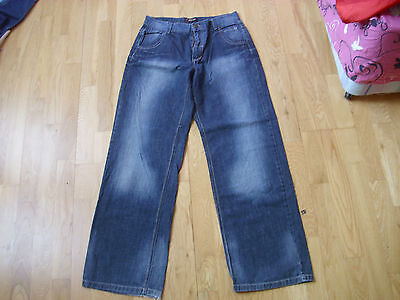 Boys designer ST GEORGE BY DUFFER jeans age 14, good con