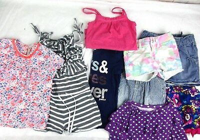 Justice Old Navy Lot of Girls size 6 Mixed Clothing Lot Spring Summer