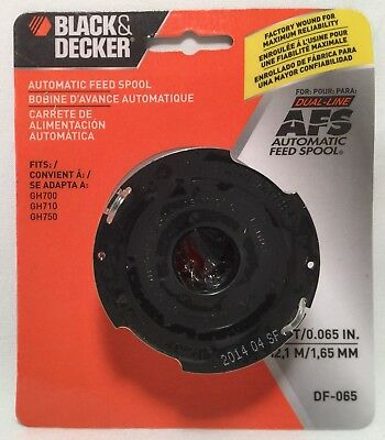 GENUINE BLACK & Decker DF-065-BKP Automatic Feed  065 LINE