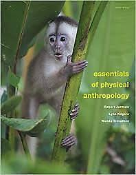 Essentials of physical anthropology 9th edition (Eb00k)