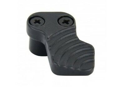 Extended Magazine Release Oversized Large Tactical Mag Button 5.56/223 BLACK