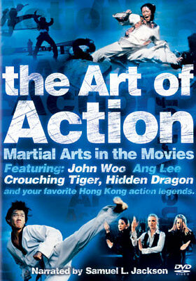 The Art Of Action (DVD,2002)