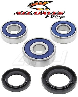 All Balls 25-1304 Rear Wheel Bearing Kit All Balls Racing