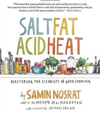 Salt, Fat, Acid, Heat : Mastering the Elements of Good Cooking - FAST shipping