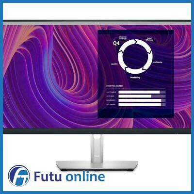 "Dell P Series P2419H 23.8"" FHD LED Computer Monitor 5MS 16:9 HDMI VGA DP IPS NEW"