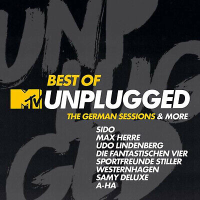 VARIOUS - Best Of MTV Unplugged-The German Sessions - (CD)