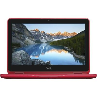 """Dell Inspiron 11 3000 3185 11.6"""" Touchscreen Lcd 2 In 1 Notebook - Amd A-series"""