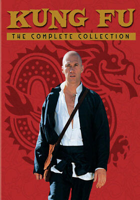 Kung Fu: The Complete Collection (DVD,2007)
