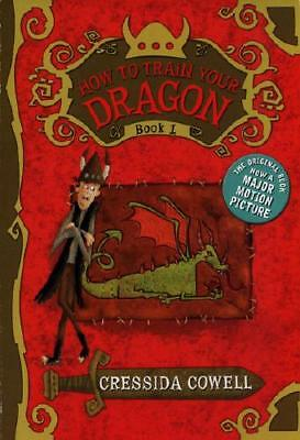 How to Train Your Dragon by Cressida Cowell (author)