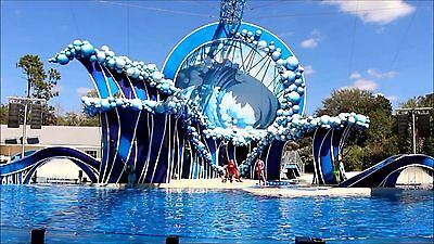 Low-priced SeaWorld Orlando with 2nd day free (Good for 2 Adults  $10)