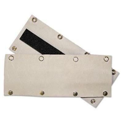 Ors Nasco ANRSB700 Snap-on Sweatband, Leather, Brown