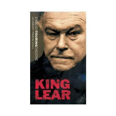 King Lear by William Shakespeare, Stephen Unwin, English Touring Theatre