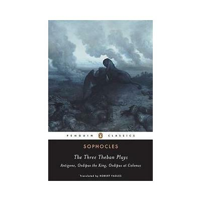 The Three Theban Plays by Sophocles (author)