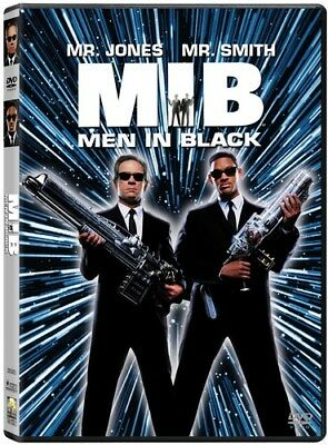Men in Black [New DVD] Full Frame, Subtitled, Widescreen, Ac-3/Dolby Digital,