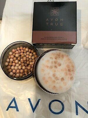 Avon Face Pearls Colour Correcting pearls and Bronzing pearls AUS STOCK