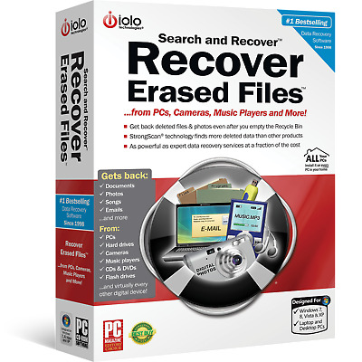 iolo Search and Recover - Digital Download