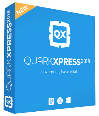 QuarkXPress 2018 - Digital Download