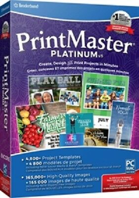 PrintMaster Platinum v8 - Digital Download