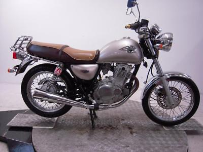 Circa 2004 Suzuki TU250XT Volty 250 Unregistered Jap Import Barn Find Restore