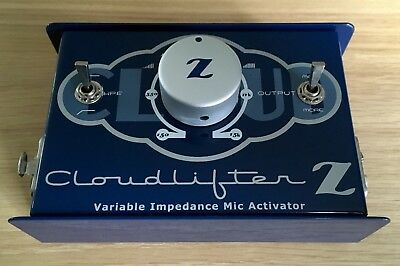 Cloud Microphones Cloudlifter CL-Z Variable Impedance Mic Activator - Clean Gain