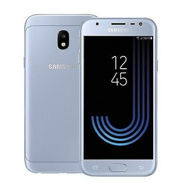 Samsung Galaxy J3 (2017) in Silber Handy Dummy Attrappe  Requisit, Deko, Werbung