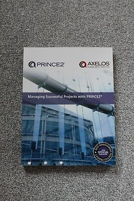 Managing Successful Projects with PRINCE2, TSO (The Stationery Office)