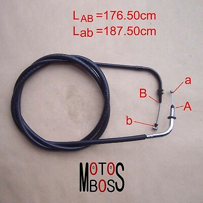 Orignal 176cm Asistant Throttle Cable Linhai Aeolus mainstreet 260 300 Scooter