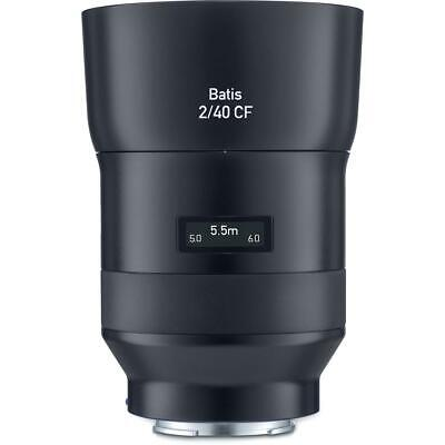 Zeiss 40mm f/2.0 Batis Series Lens for Sony Full Frame E-mount NEX Cameras
