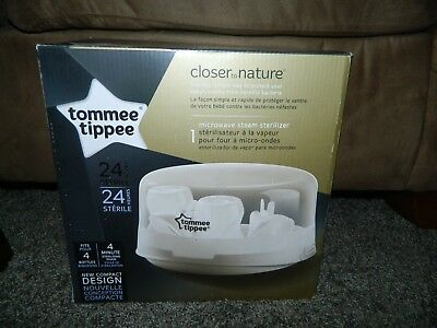 Tommee Tippee Closer To Nature Bottle Sterilizer