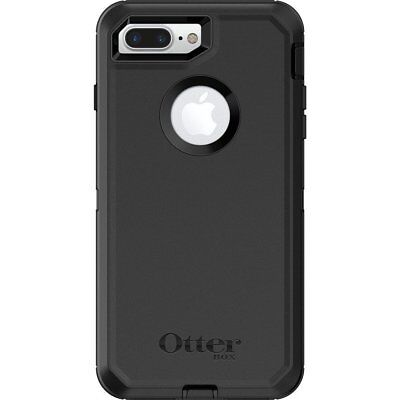 OtterBox Defender Case For Apple iPhone 7 Plus / iPhone 8 Plus -Black
