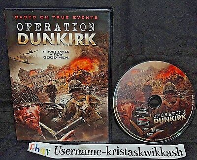 Operation Dunkirk (DVD, 2017), WWII MINT