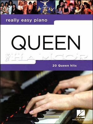 Really Easy Piano Queen Updated Music Book Bohemian Rhapsody SAME DAY DISPATCH