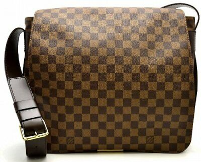 a2f5eb8691f0 LOUIS VUITTON DAMIER Bastille N45258 Women s Shoulder Bag Ebene ...