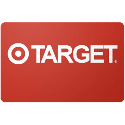 Target Gift Card $40 Value, Only $38.00! Free Shipping!