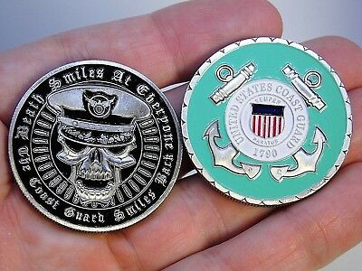 US Coast Guard Challenge Coin USCG Collectible Coin Semper Paratus