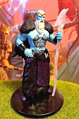 Frost Giant Ice Mage D&D Miniature Dungeons Dragons pathfinder Inn cloud jarl Z