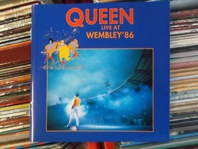 QUEEN 2CD: LIVE AT WEMBLEY '86 (EUROPE;Parlophone 7243 5 90441 2 5)