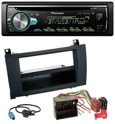 Pioneer AUX MP3 USB CD Bluetooth Autoradio für Mercedes SLK (R171, 2004-2011)