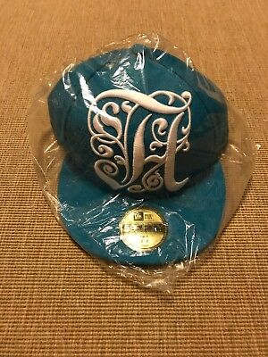 6f658d36623 NEW Alife New Era 59Fifty Turquoise Antique  A  Fitted Baseball Hat 7 ...