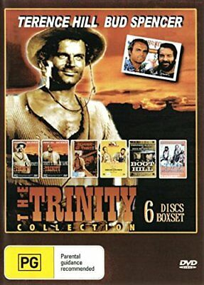 The Trinity Collection ( 6 Disc Set ) Terence Hill - Bud Spencer ( Comedy)
