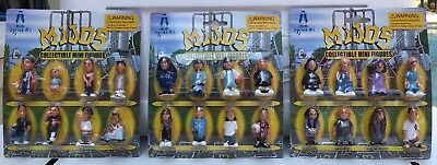 Hey Homies, 3 complete sets of Mijos KIDS series #1, #2, #3 - 24 figures in all
