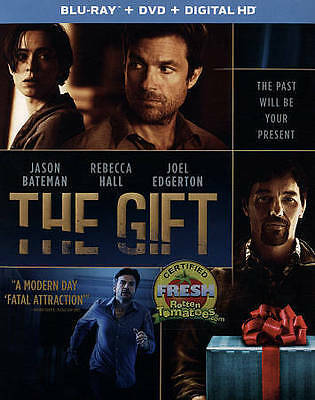 The Gift [Blu-ray + DVD + DIGITAL HD with Ultraviolet]
