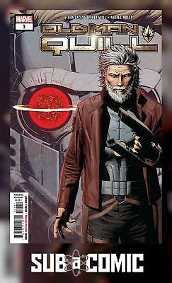 OLD MAN QUILL #1 (MARVEL 2019 1st Print) COMIC