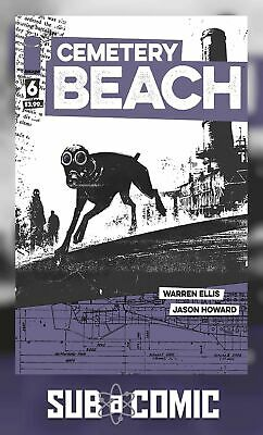 CEMETERY BEACH #6 COVER A HOWARD (IMAGE 2019 1st Print) COMIC